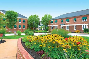 Rockingham County Rehabilitation and Nursing Center Found Perfect Food Service Provider with Glendale Senior Dining