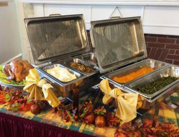 Homemade Thanksgiving Dinner