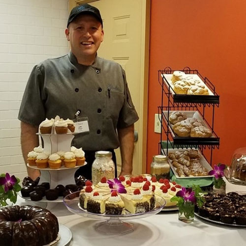 Contract Food Service Baker