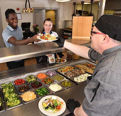 Residential Dining Services