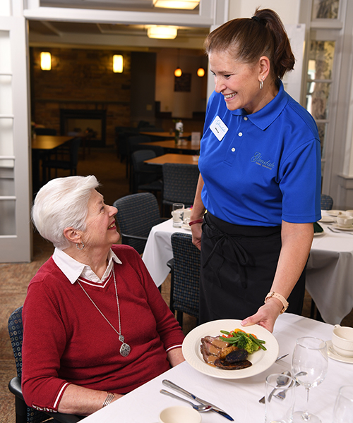 Residential Food Service
